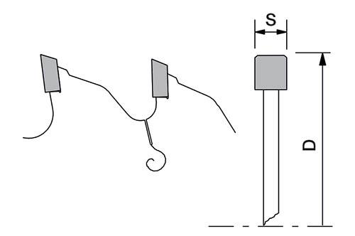 Disegno Tecnico Rifilatore s670